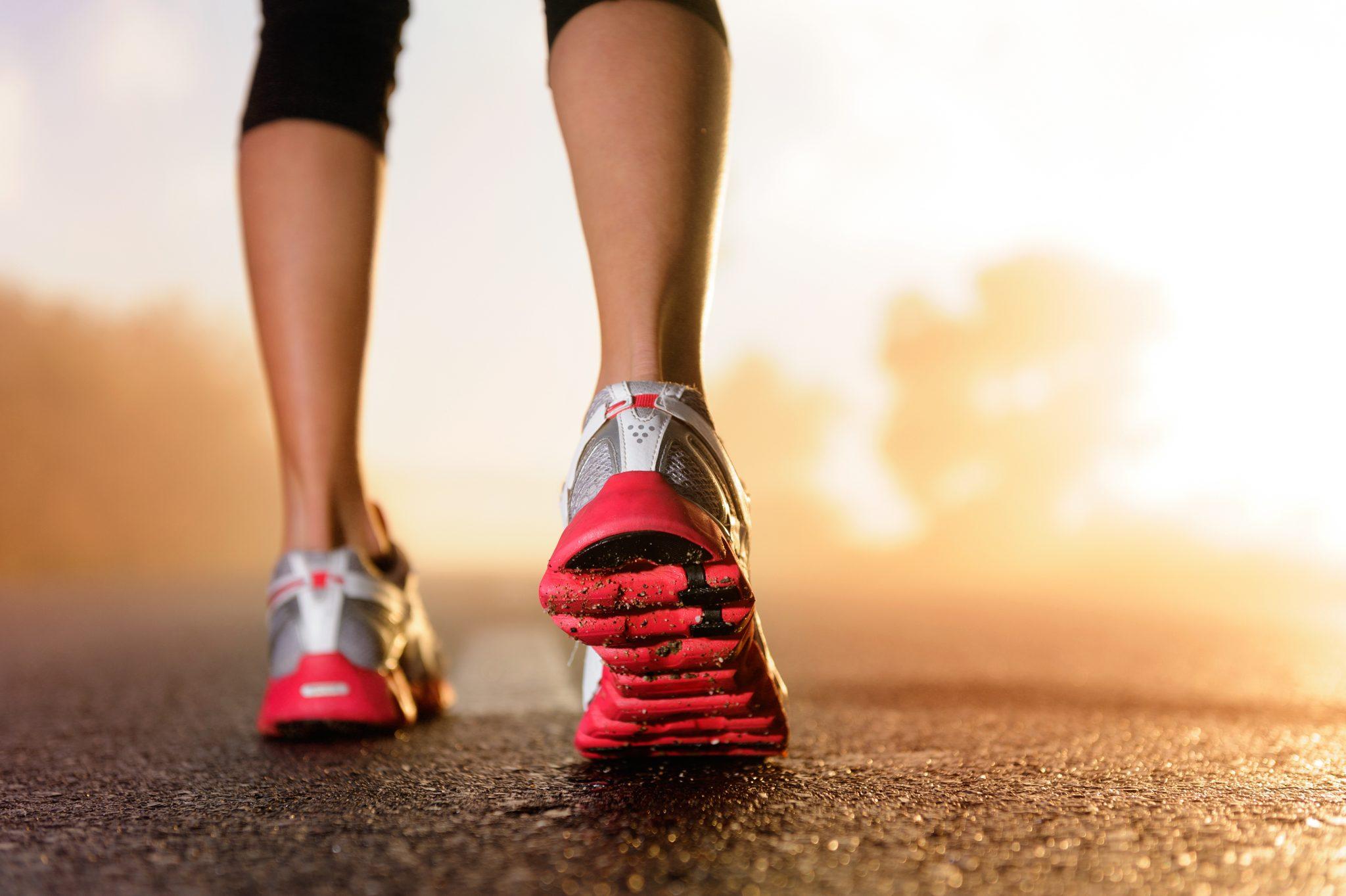 Comment ETRE MOTIVÉ pour faire un FOOTING ?
