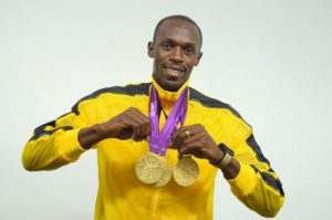 usain bolt champion