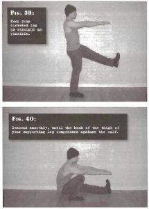 ✪ Étape 10 des squats ✪