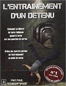 entrainement d'un détenu