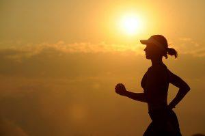 courir pour déstress