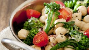 manger sainement vegan